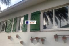 ventanas chalet